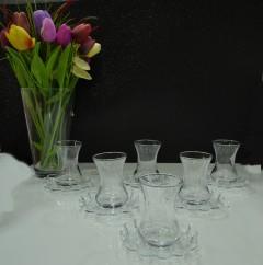 Paşabahçe Melis 12 Parça Çay Seti resmi