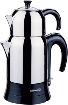 Korkmaz Çaytez A356 Siyah Elektrikli Çaydanlık