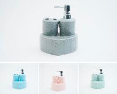 ALM Porselen Banyo Seti resmi