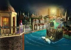 KS Games 1000 Parça Puzzle -  İstanbul İs Mine (Erdinç Altun)  resmi