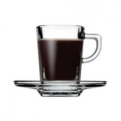 Paşabahçe 95754 Carre 12 Parça Espresso Fincanı resmi