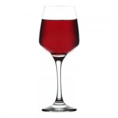 Lav Lal LAL569 6'lı 330cc Su-Şarap Bardağı resmi