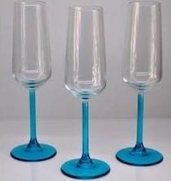 Paşabahçe 440079 Workshop,3'lü 195cc Flüt Şampanya Bardağı resmi