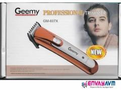 Geemy Şarjlı Saç Sakal Traş Makinesi