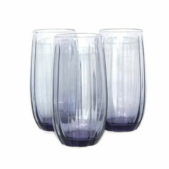 Paşabahçe 420415 Linka, 500cc 3'lü Meşrubat Su Bardağı resmi