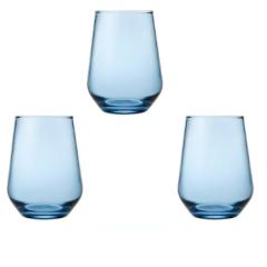 Paşabahçe 41536 Allegra, 425cc 3'lü Meşrubat Su Bardağı resmi