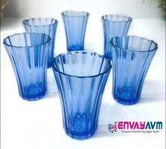 Paşabahçe Diamond 6'lı Kahve Yanı Bardağı resmi