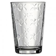 Paşabahçe 52056 Yonca, 200cc 6'lı Meşrubat Su Bardağı resmi