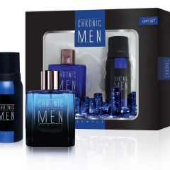 Chronıc Men Gentle 100ml EDT +150ml Deodorant resmi