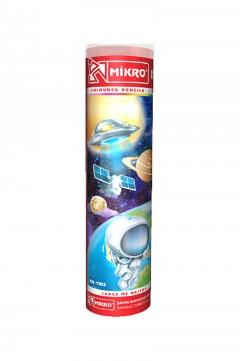 Mikro Tüp Kuru Boya Uzun 12'li resmi