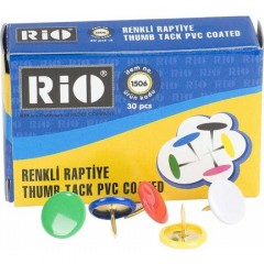 Rio Renkli Raptiye