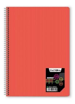 Çınar Colormaxi A4 Spiralli Pp kapak 72 Yaprak Çizgisiz  resmi