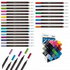 Gıpta Fineliner Renkli Tükenmez Kalem resmi